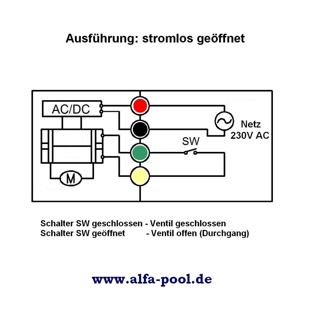Ausgezeichnet 3 Wege Lichtschalter Schaltplan Bilder - Der ...